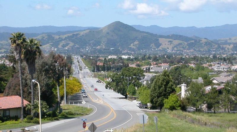 Morgan Hill, California