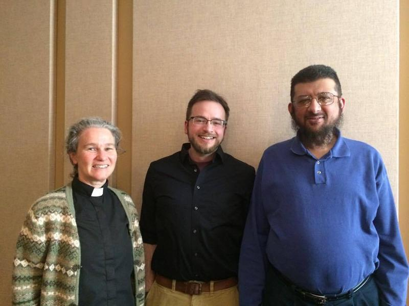 Rev. Edie Bird of Christ Episcopal Church, Pastor Tyler Tankersley of First Baptist Church and Dr. Tahsin Khalid of the Islamic Center in Cape Girardeau will attend the interfaith dinner.