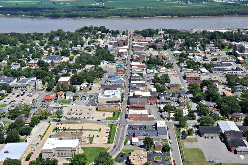 Downtown Cape Girardeau