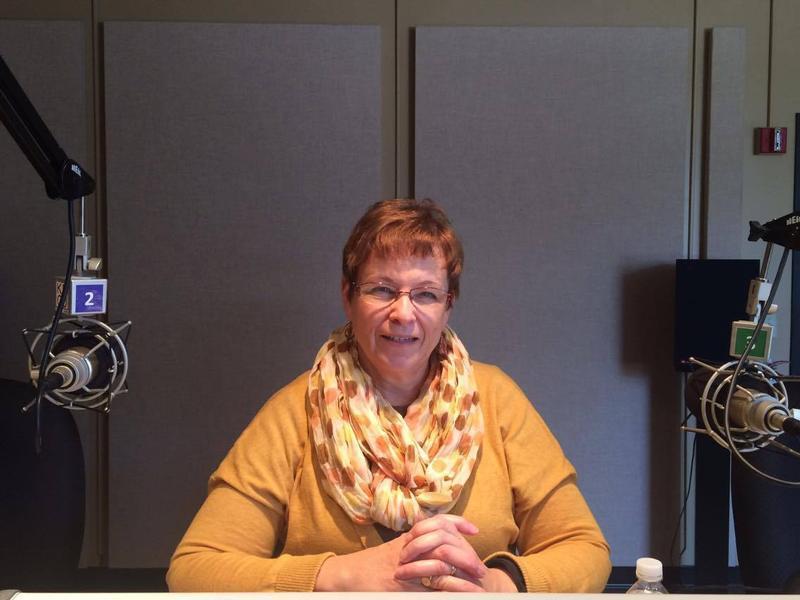 Cape Girardeau Public Library Director Betty Martin
