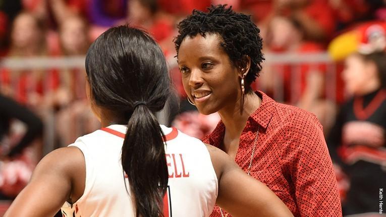 Coach Rekha Patterson
