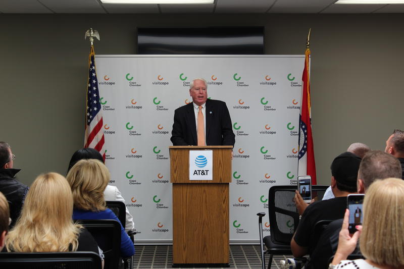 John Sondag, President of AT&T Missouri