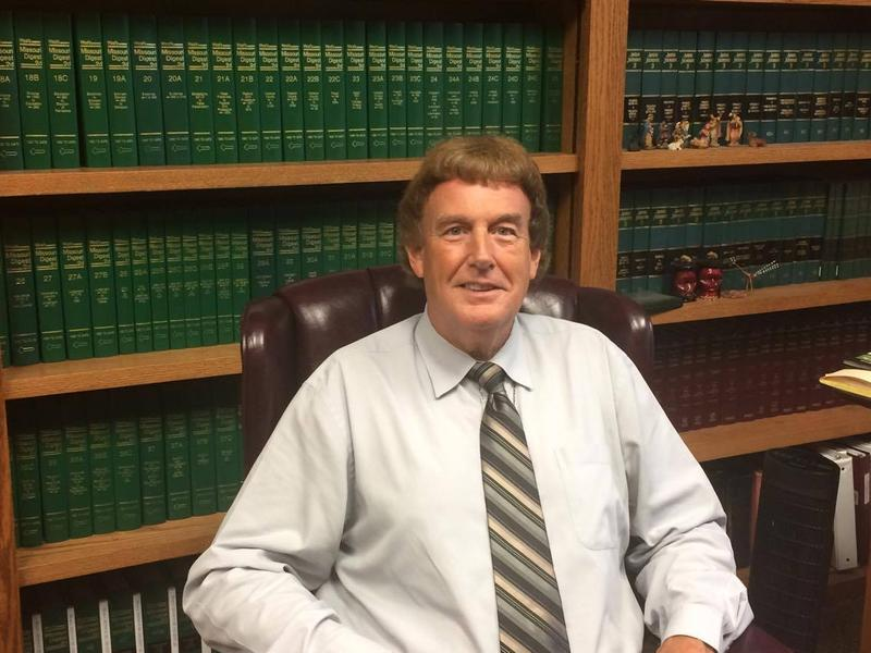 Eric Cunningham is the city attorney for Cape Girardeu. Cunningham has chased three eclipses.