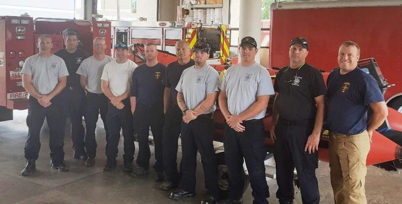 Cape Girardeau Fire Department and Jackson Fire and Rescue assisted in relief efforts in Hurricane Harvey aftermath.