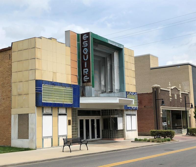 The Esquire Theater in Cape Girardeau