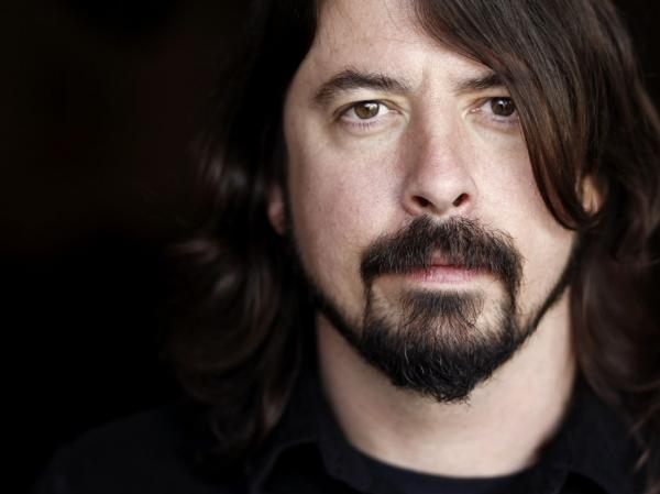 Dave Grohl, who's been in some bands.