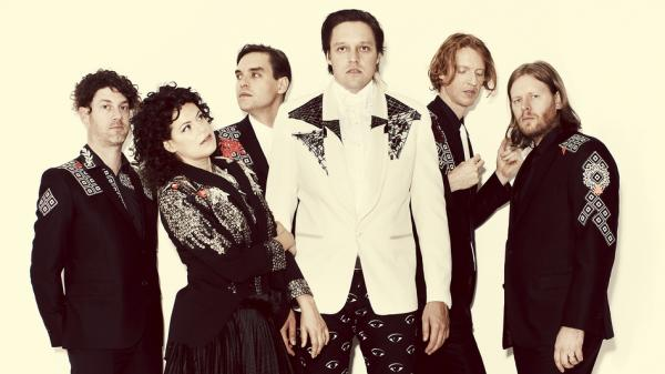 Arcade Fire will perform tracks from their latest album Reflektor at a concert in Los Angeles.