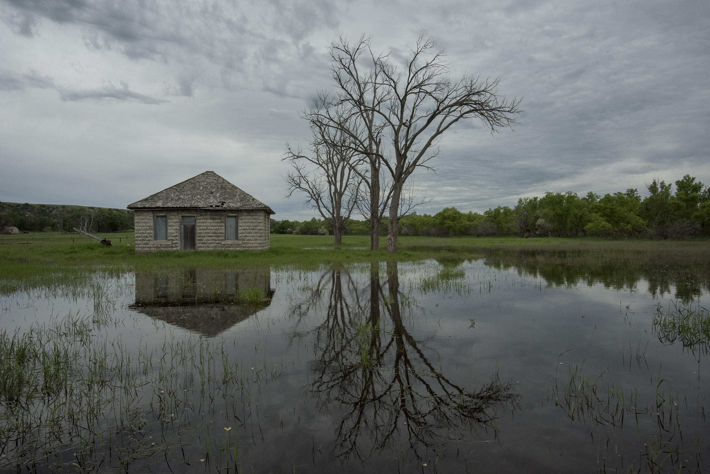 High Water Changes Platte River Landscape | KRCU