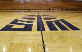 The Cougars' home court
