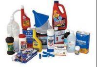 Toxic meth ingredients.