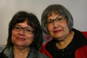 Irene Oliver-Lewis and Sylvia J. Camunez