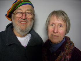 Charles Swift with Julie Woody