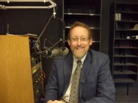 NMSU Choirs conductor David Klement