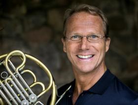 Horn virtuoso Eric Ruske