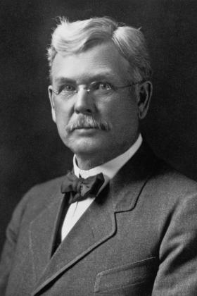 Luther Foster-President, 1901-1908