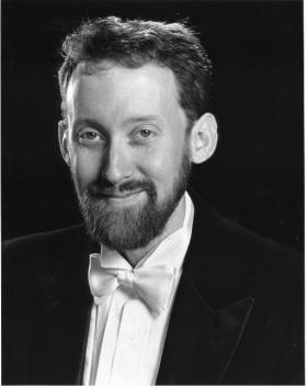 Choral conductor David Klement