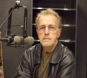 KRWG's new classical music host, Greg Kennen.