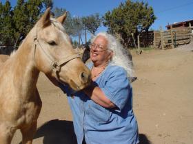 Ranch Founder Rebecca Ferranti-Martinez