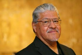 Poet and author Luis Rodriguez will be the keynote speaker at the 10th annual J. Paul Taylor Social Justice Symposium. (Courtesy Photo)