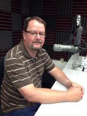 Craig Massey, Communications Manager for the New Mexico Farm & Ranch Heritage Museum.