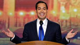 Julian Castro speaking at the DNC in 2012.