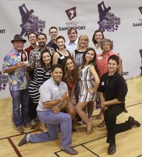 New Mexico State University's DanceSport Company announced the Look Who's Dancing Season 7 Contestants. The local celebrities will be paired with a NMSU DanceSport Company partner in August and the Look Who's Dancing Season 7 event will be at 3 p.m. Nov. 9 at the Pan American Center. (Courtesy photo)