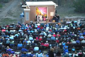 "Opera on the Rocks 2013, ""Amahl And The Night Visitors"""