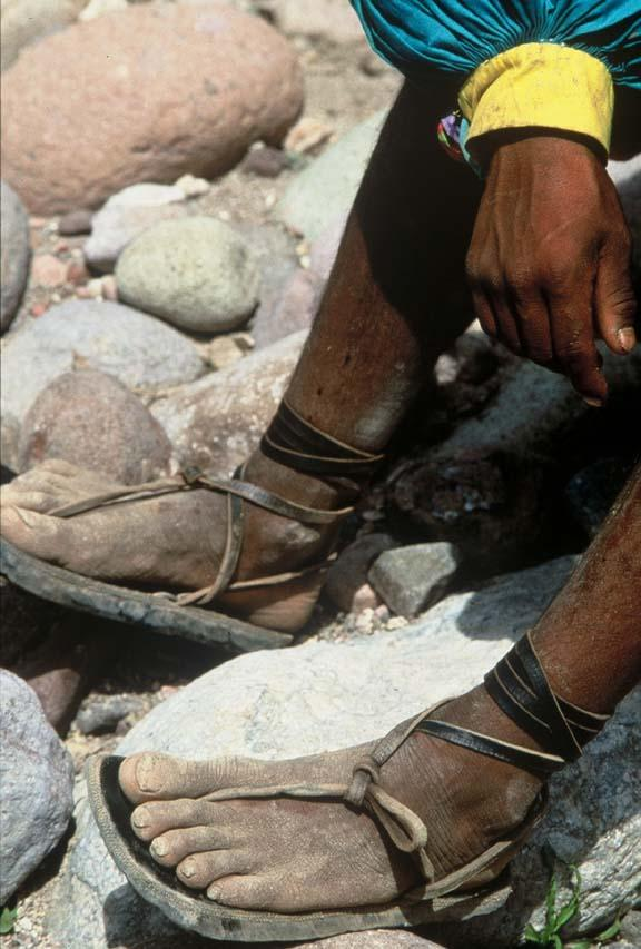 Tarahumara of the Sierra Madre