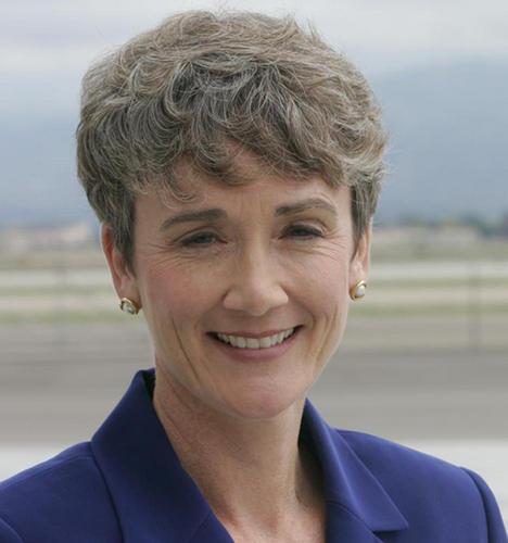 Heather Wilson (R)
