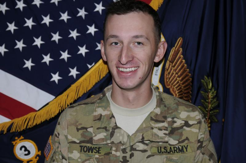 Private First Class Cody James Towse