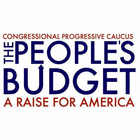 Congressional Progressive Caucus Budget Deal Merely Keeps The