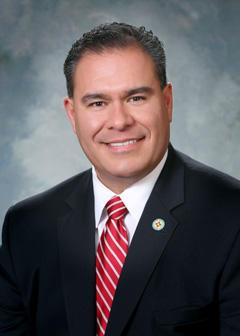 Senator Michael Padilla
