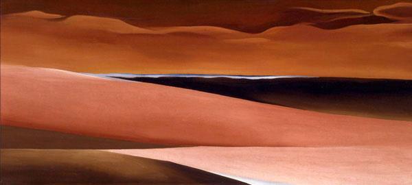 Desert Abstraction
