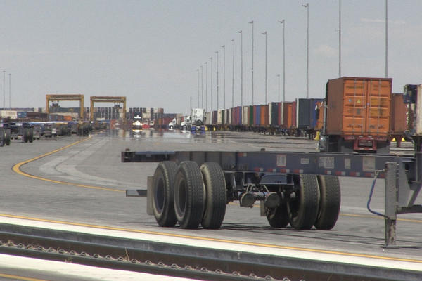The Union Pacific Rail Facility is expected to generate more than $500 million dollars for New Mexico