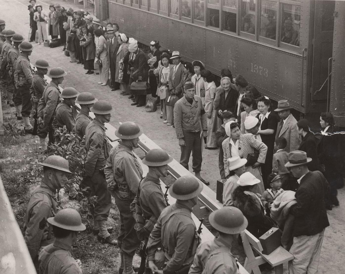 the violence of japanese american internment camps Unprecedented internment of japanese americans and those of japanese  descent  (1) provide students with a complete description of the internment  camps (2)  violence and terrorism were committed against japanese  americans at the.