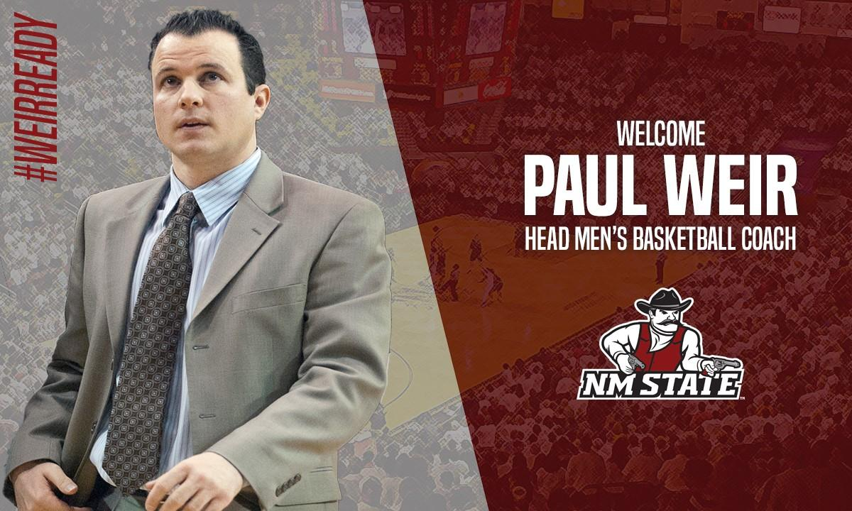 Image result for New Mexico State Basketball Coach