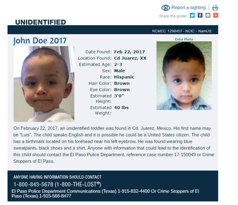 Texas police arrest mom of boy, 4, left in Mexican warehouse