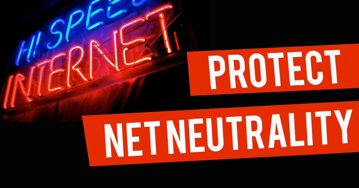 Amazon Joins Protest Supporting Net Neutrality