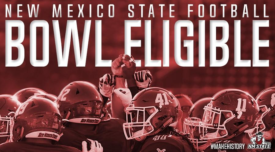 Utah State to face New Mexico State in Arizona Bowl