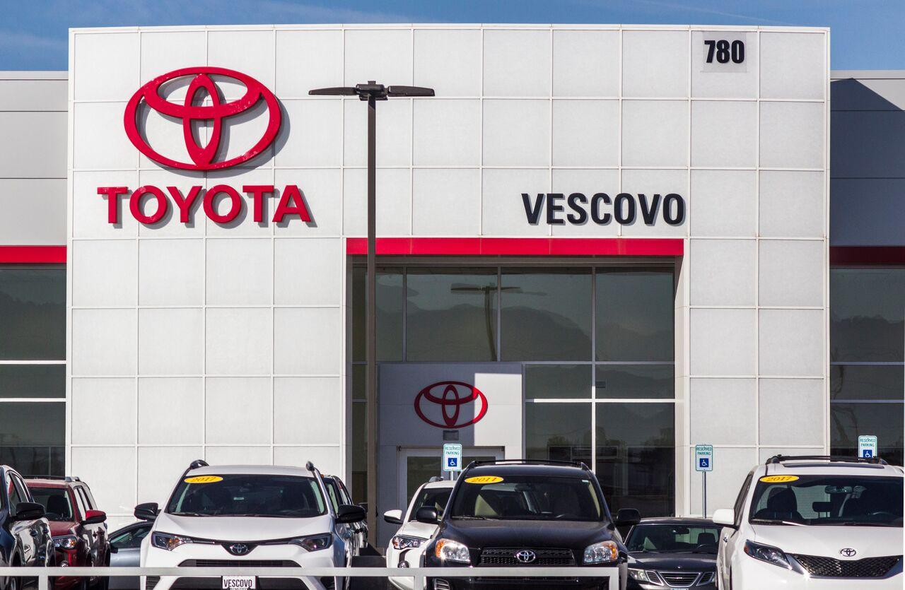 Toyota Service Las Cruces >> Vescovo Toyota Opens New Facility In Las Cruces Krwg