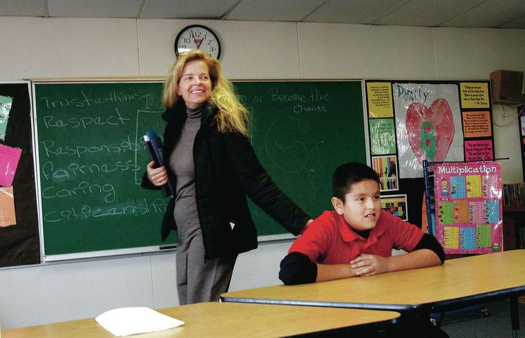 Interview With Julia Bergen Of Communities In Schools New Mexico Ksfr