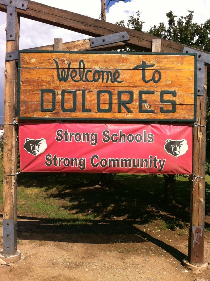 Dolores High School
