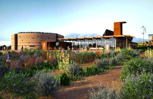 The Canyon Country Discovery Center in Monticello, Utah