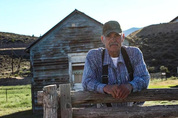 Hank Vogler, a Nevada sheep rancher, is in the fight of his life to protect his water rights.