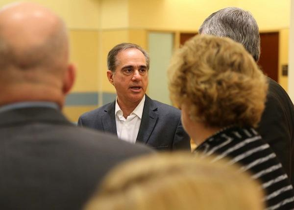 Secretary of Veterans Affairs Dr. David Shulkin