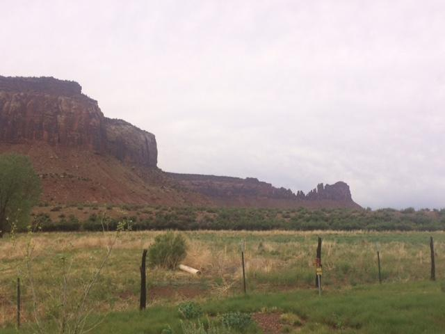 Zinke said he expected the area of Bears Ears near the Dugout Ranch (pictured) north of Newspaper Rock and south of Canyonlands National Park, to remain part of the monument