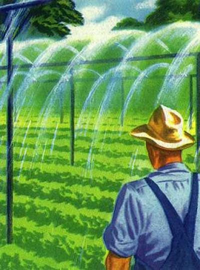 Irrigation is important in the Four Corners Region