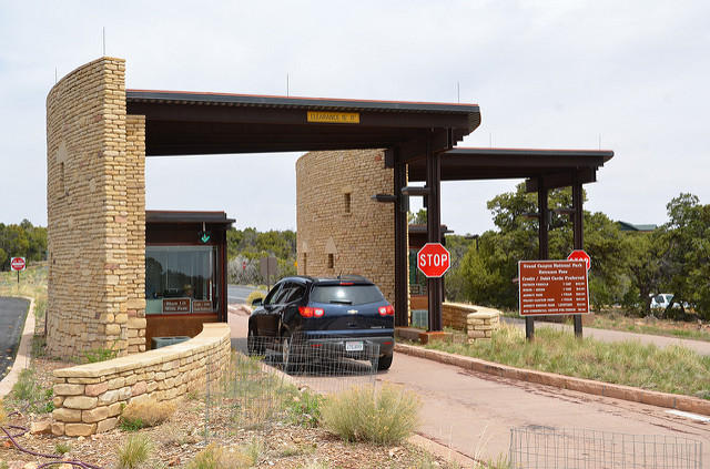 Grand Canyon National Park is one of 17 parks that would see entrance fees increase to $70 under the Park Service's proposal.