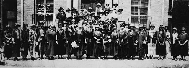 The Virginia League of Women Voters Convention