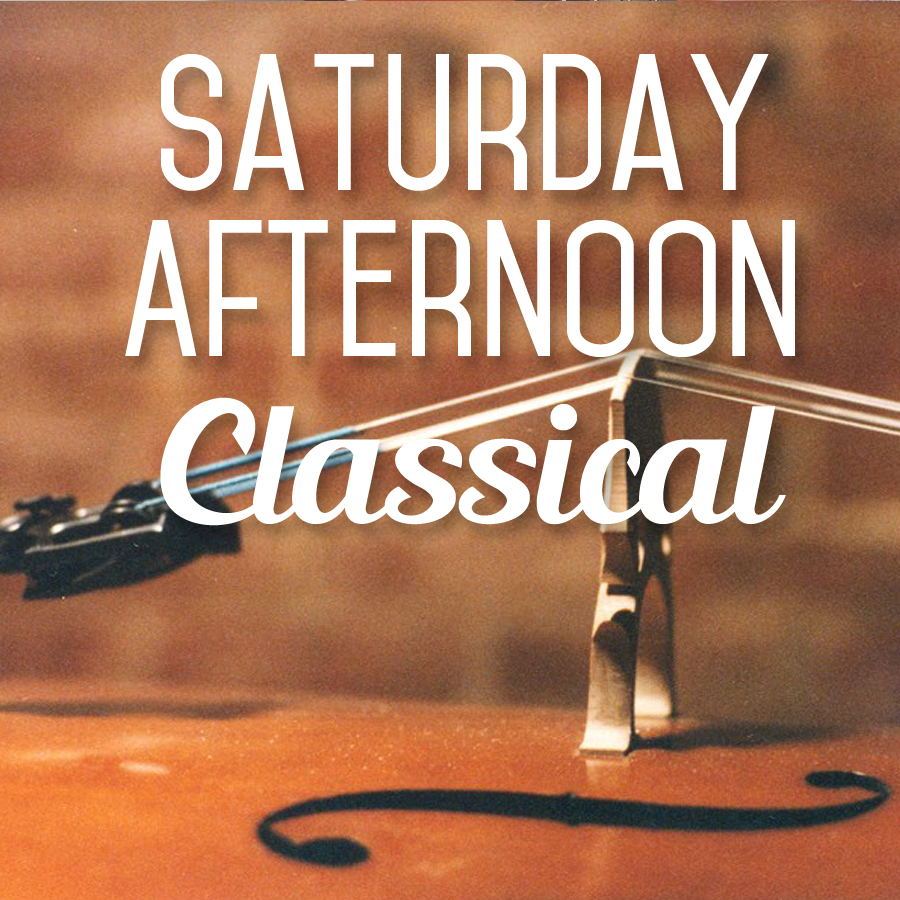 Saturday Afternoon Classical Ksmu Radio